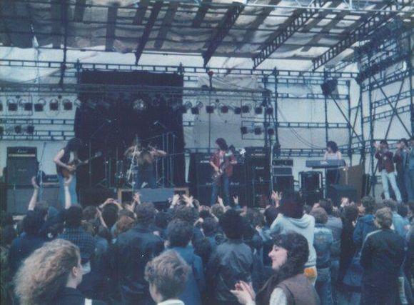 Live Aid Cleveland 1985